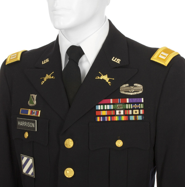 Us Army Service Uniform Officer Eastern Costume A