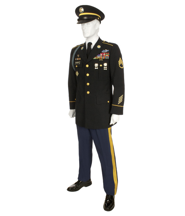 Army Service Uniform Blue 37