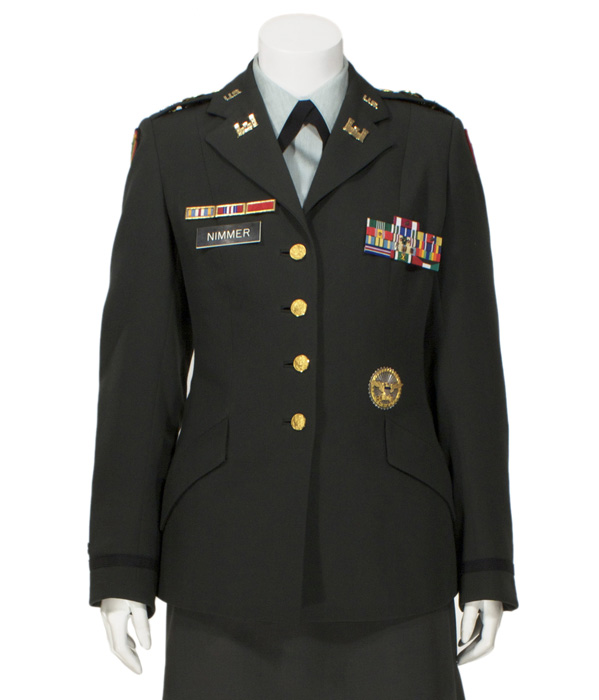 Green Class A Uniform 82