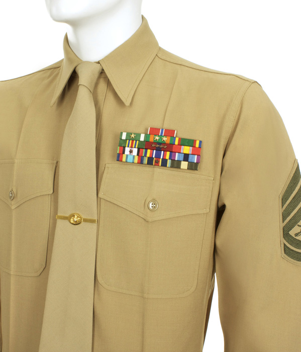 "USMC Enlisted Service ""B"" 