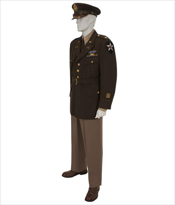 f30aec38183 U.S Army Officer Winter Semi Dress Uniform