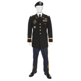 US Army Service Uniform Officer