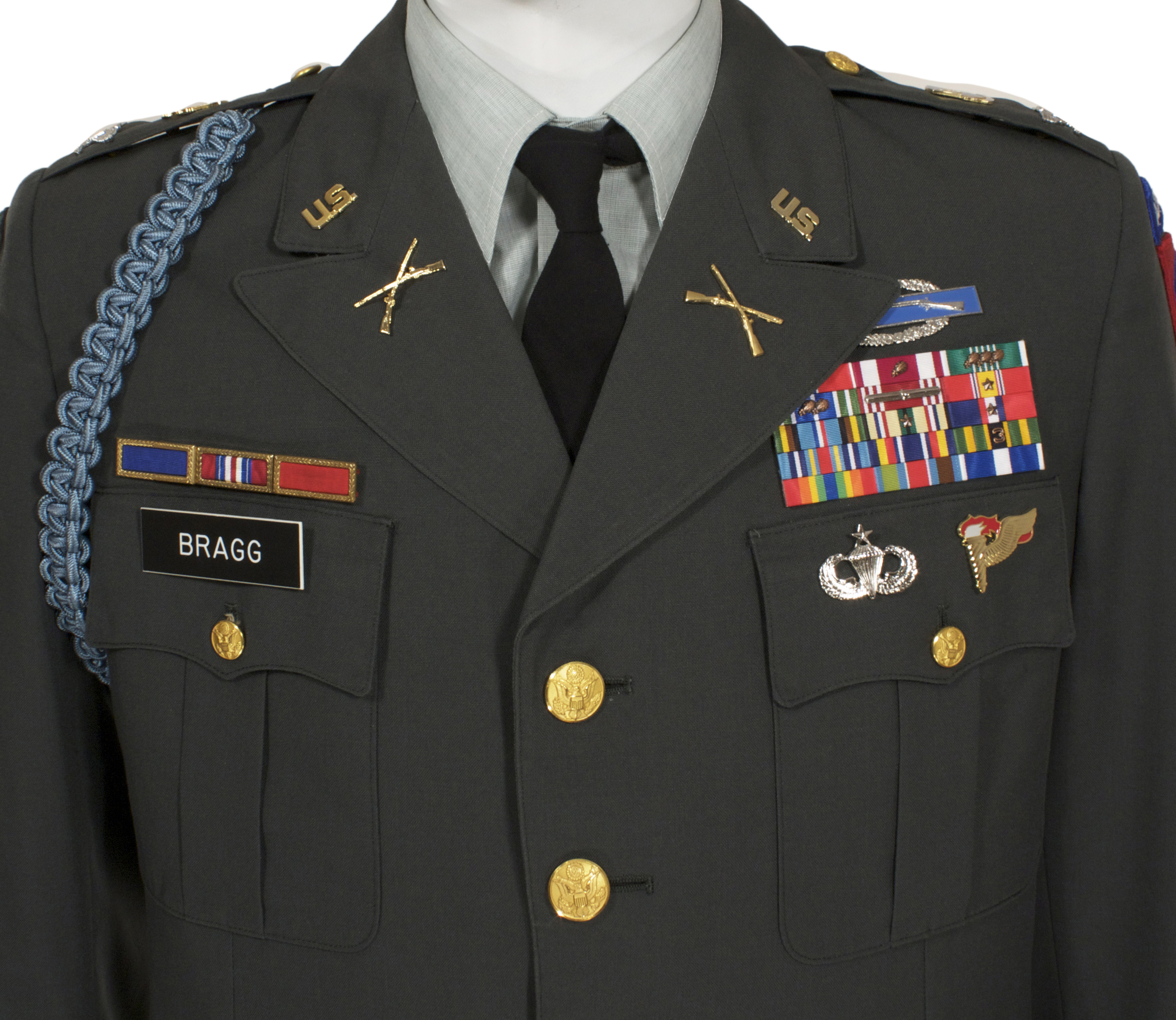 Us Army Green Service Uniform Class A S Officer