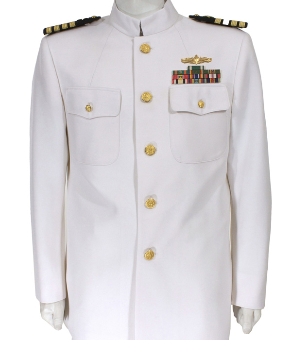 Us Navy Officer Uniforms Dress Whites