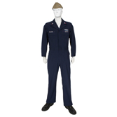 Navy Officer/Enlisted Working Uniform Coveralls
