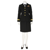 Navy Female Officers Service Dress (Blue)