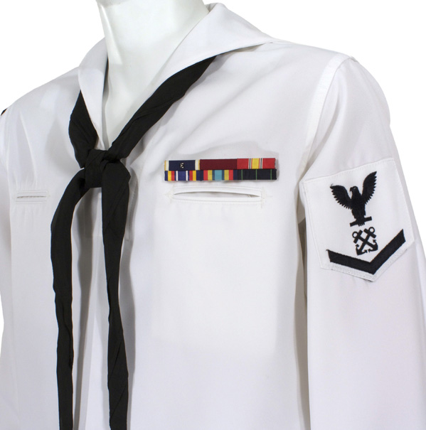 BROWSE WARDROBENavy Full Dress Uniform Enlisted