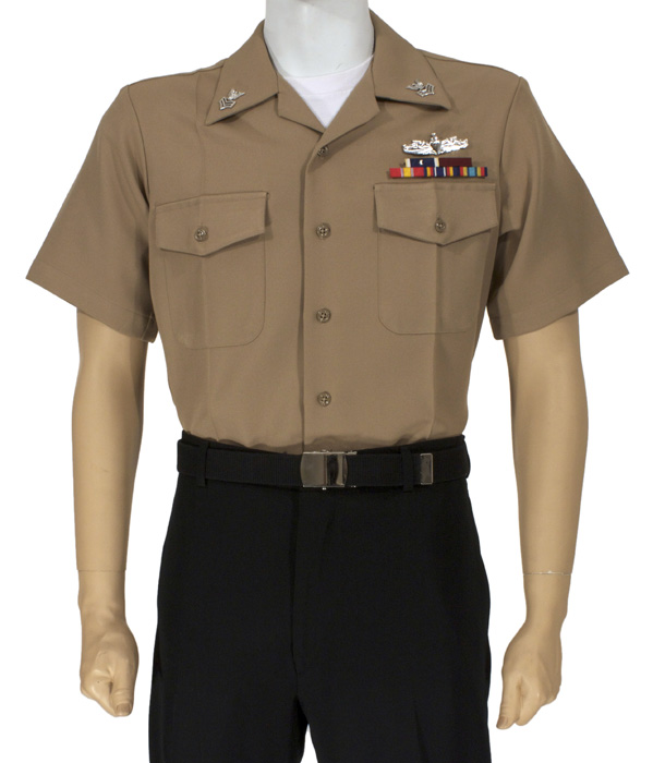 USN Enlisted Service Uniform (SU) | Eastern Costume : A ...